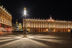 Place Stanislas - This building is indexed in the Base Mérimée, a database of architectural heritage maintained by the French Ministry of Culture, under the reference PA00106311 .