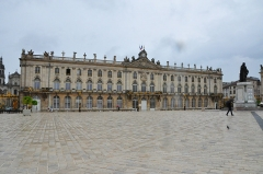Place Stanislas - English: Town hall of Nancy (France), Stanislas square.
