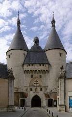 Porte de la Craffe - Deutsch: Frankreich, Nancy, Porte de la Craffe