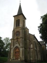Eglise Saint-Brice -  Église de Sancy