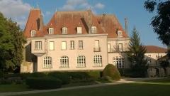 Château - Français:   Château de Thorey-Lyautey et son parc, inscrit aux Monuments historiques en 1980.