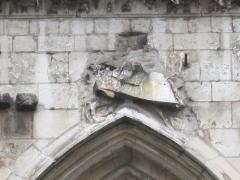 Ancienne cathédrale Saint-Etienne et son cloître - cavalier de la cathédrale de Toul