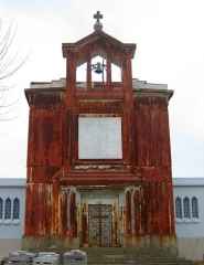 Eglise Sainte-Barbe -  Eglise Sainte Barbe de Crusnes (Meurthe-et-Moselle), France