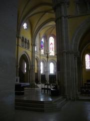 Eglise Saint-Pantaléon - Français:   Église Saint-Pantaléon de Commercy (Meuse, France). Intérieur