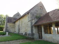 Eglise - Français:   Église Saint-Brice de Couvonges