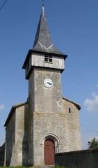 Eglise - Français:   ÉGLISE SAINT REMY DE PAREID (55)
