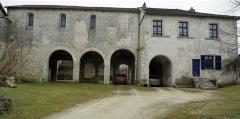Ancienne abbaye - Français:   Couvent des Minimes.