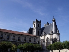 Ancienne abbaye - This building is classé au titre des monuments historiques de la France. It is indexed in the base Mérimée, a database of architectural heritage maintained by the French Ministry of Culture,under the reference PA00106613 .