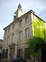 Hôtel de ville - Français:   Ancien Hôtel de ville de Saint-Mihiel (Meuse, France)