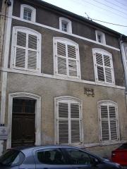 Maison de Ligier-Richier - Français:   Maison de Ligier-Richier à Saint-Mihiel (Meuse, France)
