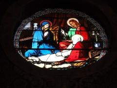 Eglise Saint-Laurent - vitrail