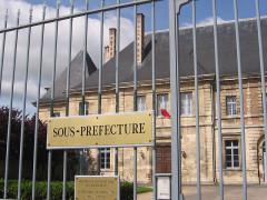 Ancienne abbaye Saint-Paul, sous-préfecture et palais de justice -  Verdun