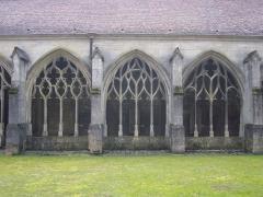 Cathédrale Notre-Dame - Français:   Cloître de la Cathédrale Notre-Dame de Verdun (Meuse, France)