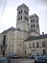 Cathédrale Notre-Dame - Français:   Cathédrale Notre-Dame de Verdun (Meuse, France)
