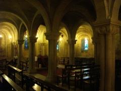 Cathédrale Notre-Dame - Crypte de la Cathédrale Notre-Dame  de Verdun (Meuse, France)