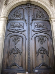 Cathédrale Notre-Dame - Français:   Cathédrale Notre-Dame de Verdun (Meuse, France), portail