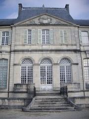 Evêché - Français:   Centre mondial de la paix (Classé) à Verdun (Meuse, France)
