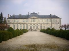 Evêché - Français:   Centre mondial de la paix (Classé) à Verdun (Meuse, France), côté jardin
