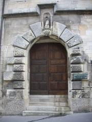 Hôtel de Princerie, actuellement musée - Français:   Hôtel de la Princerie à Verdun (Meuse, France)
