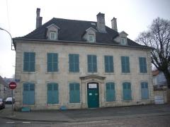 Immeuble - Français:   Immeuble au 27 rue de la Paix à Verdun (Meuse, France)