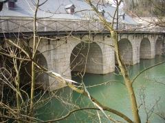 Pont-écluse Saint-Amand - Français:   Pont-écluse Saint-Amand  à Verdun (Meuse, France)