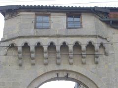 Porte Châtel - Français:   Porte Châtel à Verdun (Meuse, France), détail