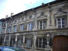 Ancien Hôtel de Faillonnet ou maison des gargouilles - Français:   Hôtel des gargouilles à Saint-Mihiel (Meuse, France)