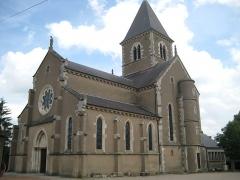 Eglise Saint-Maurice -  Église de Cheminot