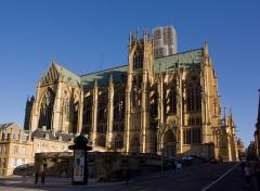 Cathédrale Saint-Etienne - Nederlands: Cathédrale Saint-Étienne, Metz
