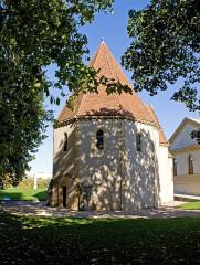Chapelle des Templiers - Nederlands: Chapelle des Templiers, Metz