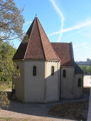 Chapelle des Templiers - Chapelle des Templiers