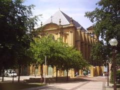 Collège des Jésuites (ancienne abbaye Saint-Clément) -