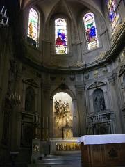 Eglise Notre-Dame - Intérieur de l'église Notre-Dame de Metz (Moselle)