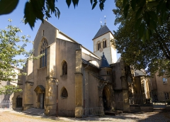 Eglise Saint-Eucaire - Nederlands: Église Saint-Eucaire, Metz