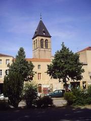Eglise Saint-Maximin -  Eglise saint Maximin.