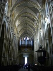 Eglise Saint-Vincent - Français:   Église Saint-Vincent de Metz (Moselle, France)