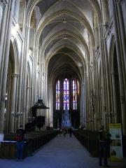 Eglise Saint-Vincent - Église Saint-Vincent de Metz (Moselle, France)