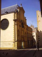 Eglise des Trinitaires -