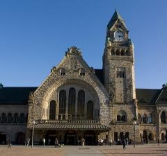 Gare - Nederlands: Gare de Metz-Ville