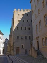 Ancien grenier connu sous le nom de Grange de Chèvremont - Français:   Grange de Chèvremont, Metz