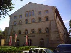 Immeuble dit Grand magasin de la Citadelle -  Le magazin aux vivres de Metz.