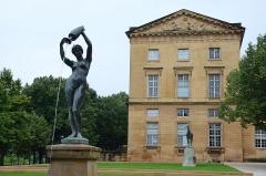 Palais de Justice -  Metz, Palais de Justice.