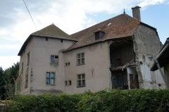 Château de Réchicourt - English: Castle of Réchicourt-le-Château, Lorraine, France.
