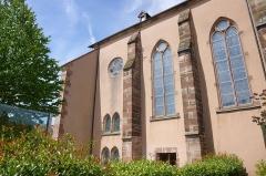 Chapelle des Franciscains  ou des Cordeliers - Français:   Chapelle des Cordeliers de Sarrebourg