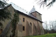 Eglise -  Eglise de Valmunster (Moselle, France)