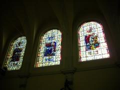 Eglise Saint-Simon et Saint-Jude - Français:   Église Saint-Simon-Saint-Jude de Metz (Moselle, France); vitraux
