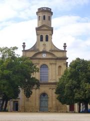 Eglise Saint-Simon et Saint-Jude - Français:   Église Saint-Simon-Saint-Jude de Metz (Moselle, France)
