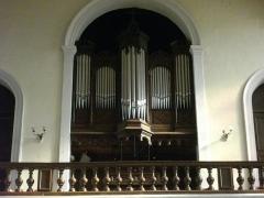 Eglise Saint-Simon et Saint-Jude - Français:   Église Saint-Simon-Saint-Jude de Metz (Moselle, France); orgue