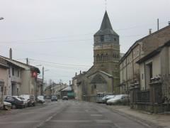 Eglise -  Autreville, Vosges