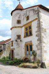 Hôtel de Sandrecourt - Français:   Hôtel de Sandrecourt à Châtillon-sur-Saône en France.